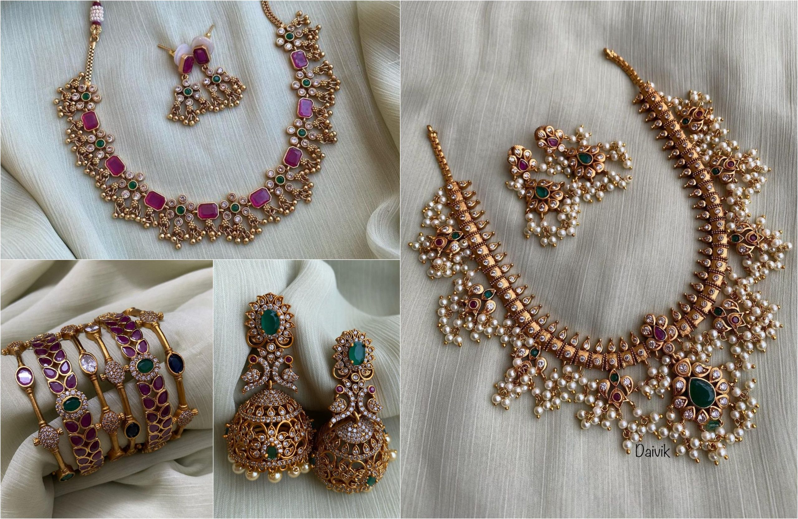 Stunning Jewellery Collection