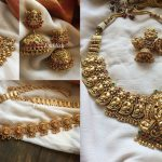Traditional Temple Design Jewellery By Emblish Coimbatore!