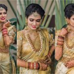 Bridal Styling Jewellery Set From Navrathan!