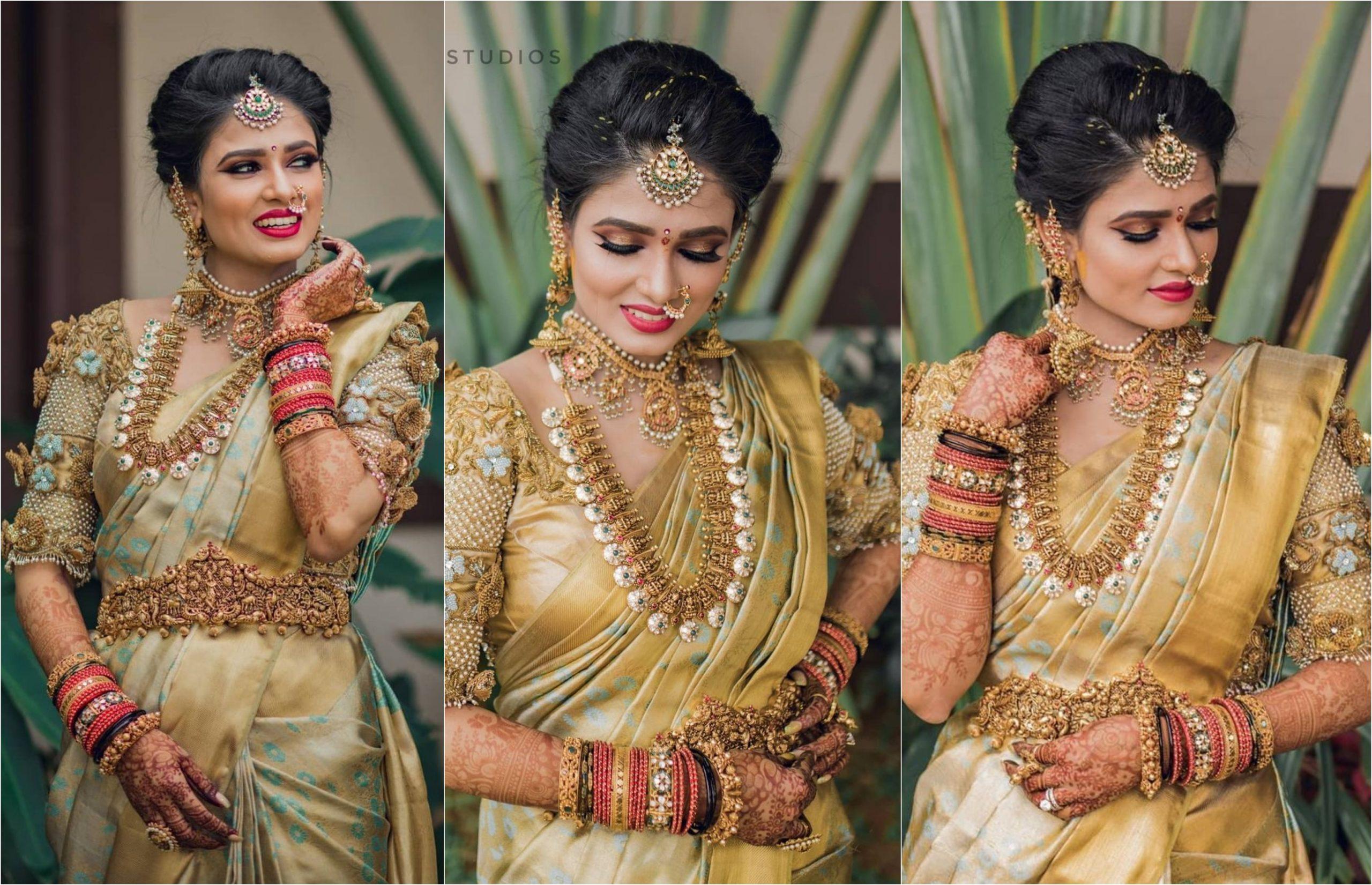 Bridal Styling Jewellery Set