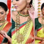 Stylish Jewellery Set By The Priveda Indian Jewellery!
