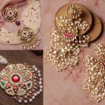 Exclusive Pearls And Kemp Stones Collection From Shri Paramani Jewels!