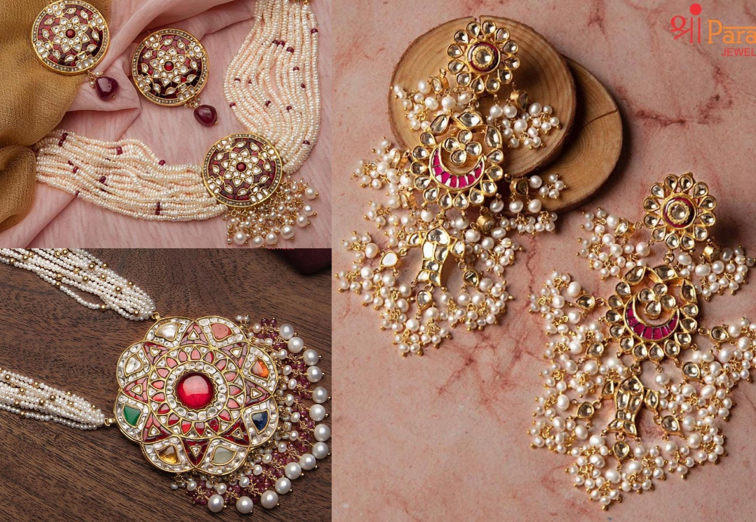 Exclusive Pearls And Kemp Stones Collection