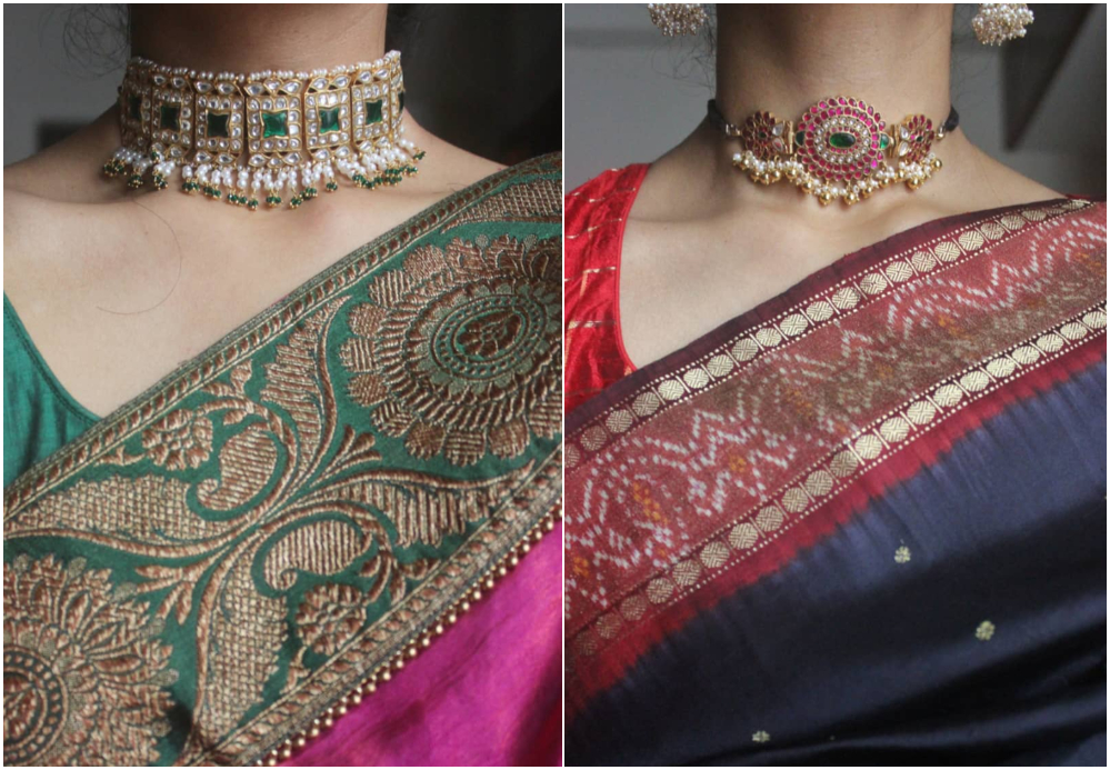 Trendy Yet Traditional Chokers