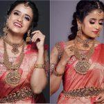 Rent Beautiful Muhurtham Jewellery From Velvet box By Vyshnavi