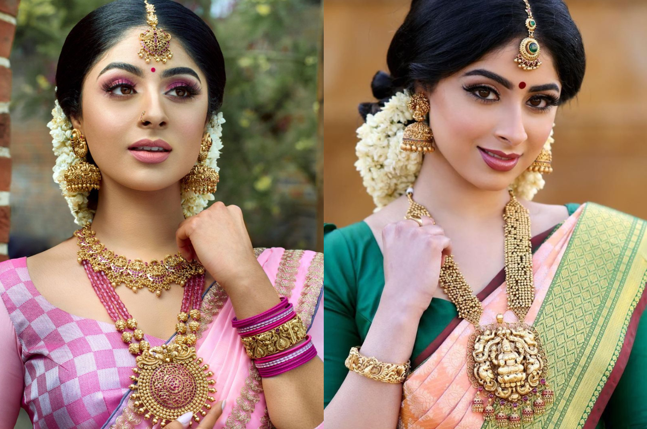 Traditional Bridal Jewellery Sets