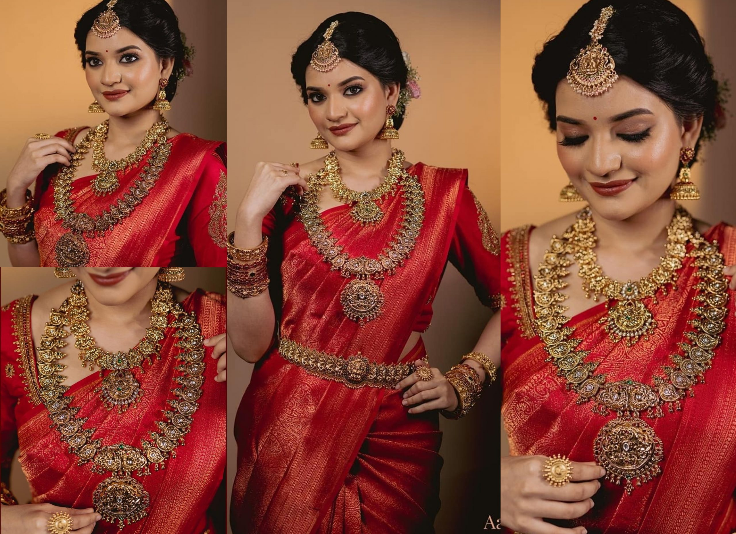 Traditional South Indian Bridal Collection