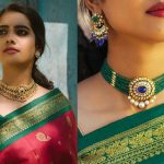 Trendy Yet Traditional Chokers From Aarni by Shravani!