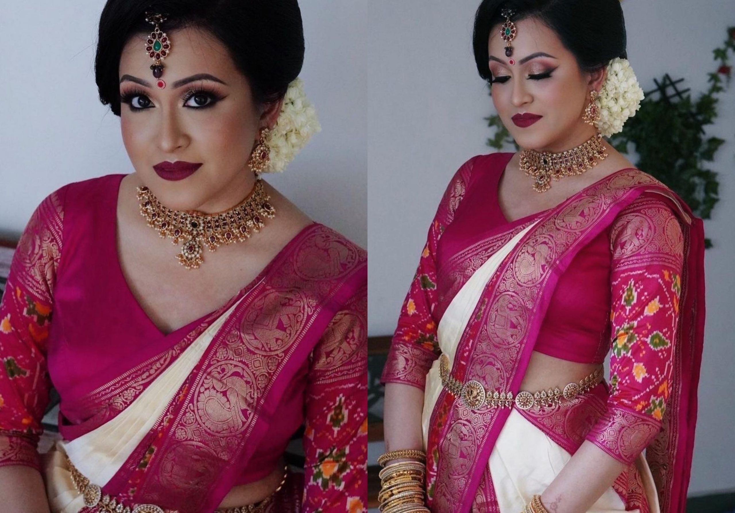 Simple And Traditional Bridal Collection From Aarvee!