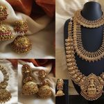 Traditional Temple Jewellery Collection By Emblish Coimbatore!