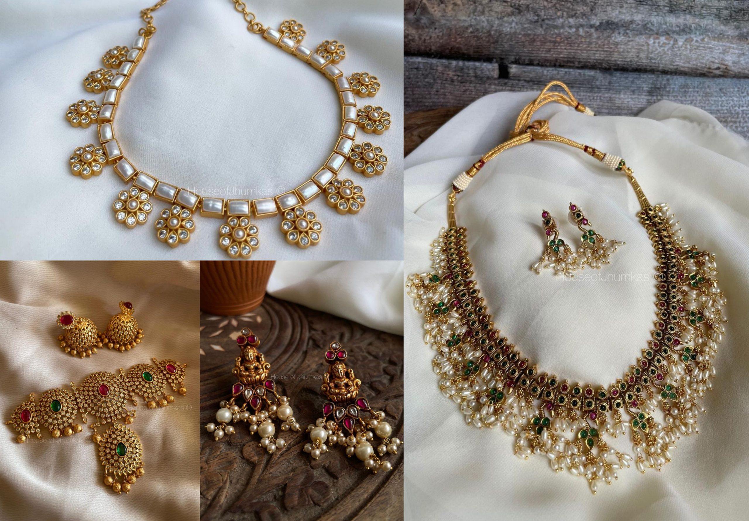 Stunning Delicate Jewellery Designs