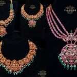 Traditional Necklace Design Collection by Ithihaasaa!!