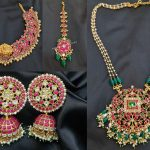 Traditional Kemp Jewellery Designs By Pankhi Jewellery!