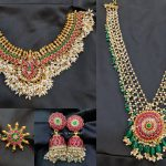 South Indian Traditional Jewellery By Pankhi Jewellery