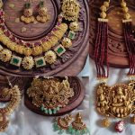 Antique Lakshmi Temple Jewellery Collection By The Posh Jewellery!