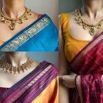 Delicate Yet Trendy Chokers From Vasahindia!
