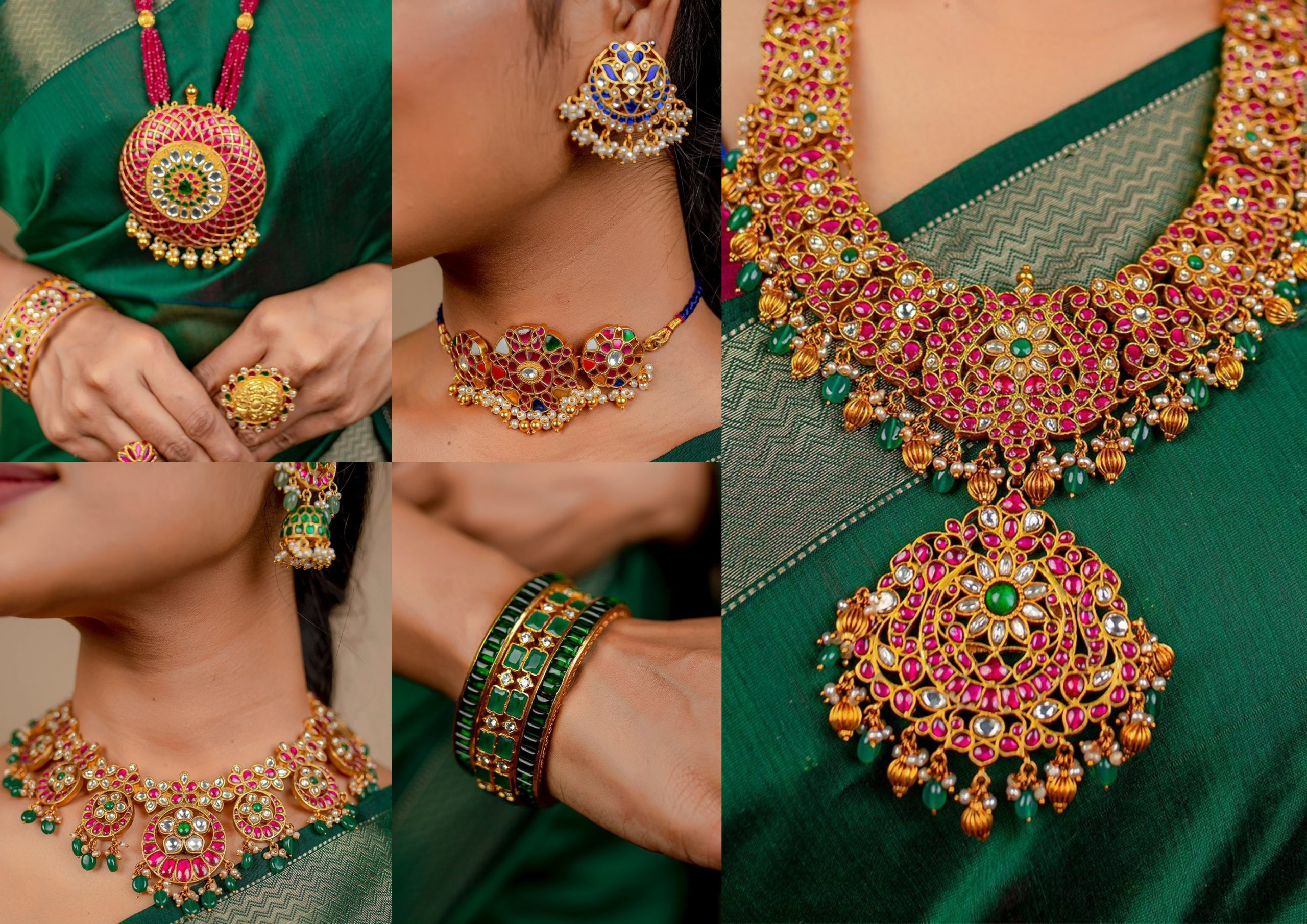 Stunning Traditional Kemp Jewellery By Sukra Jewellery