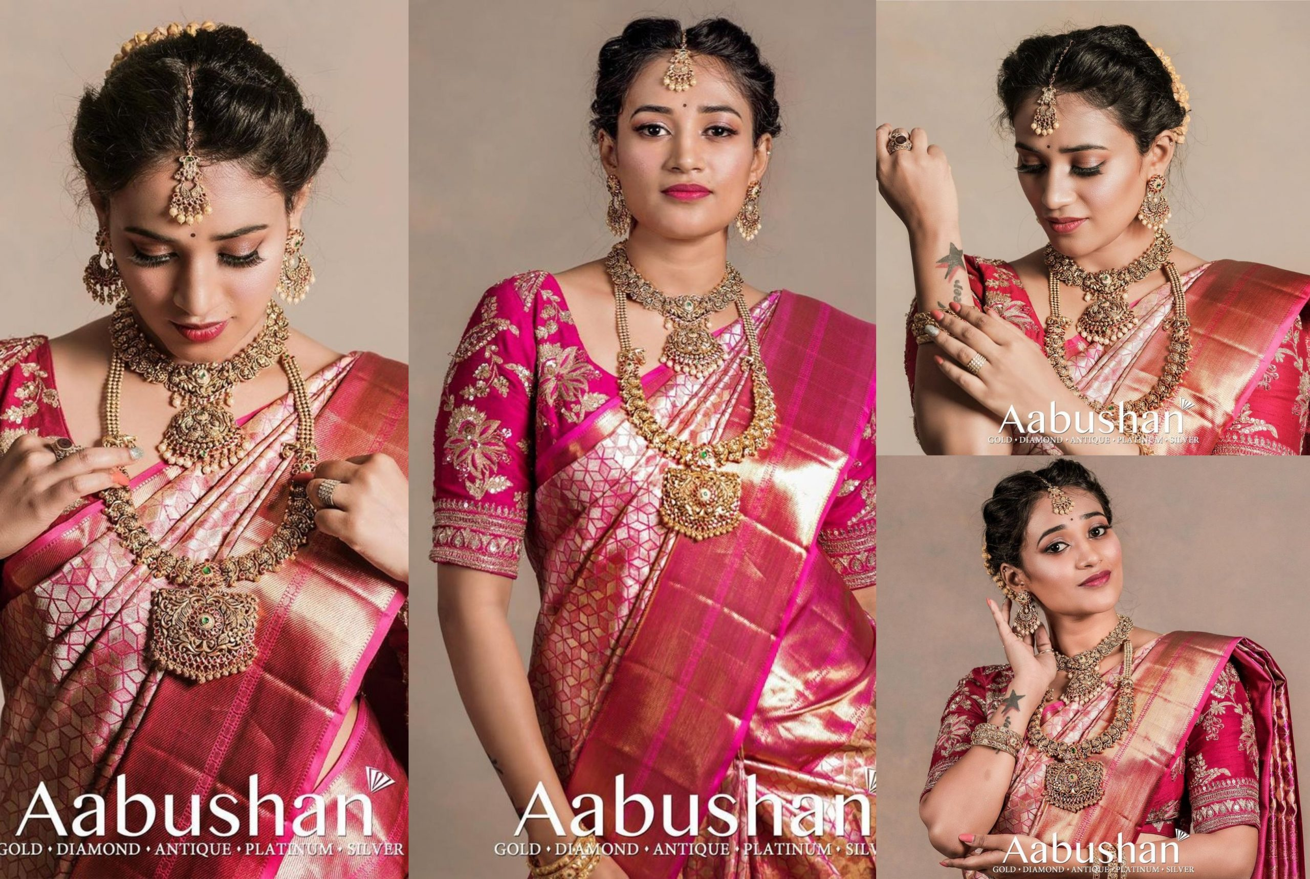 Traditional Jewellery Styling Inspiration By Aabhushan