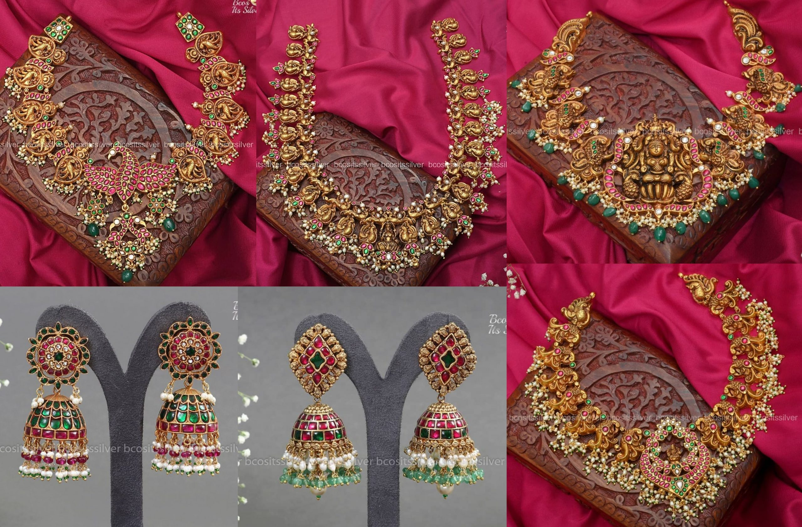Temple Antique Design Collection From Bcos Its Silver!