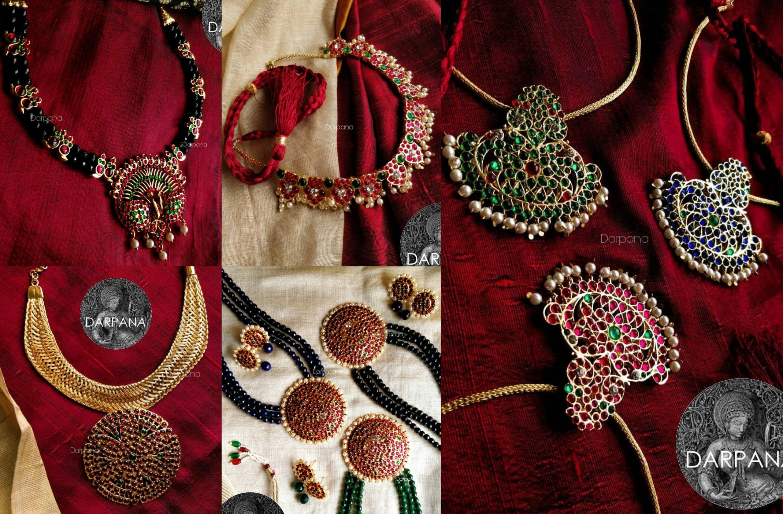 Classic Kemp Jewellery Collection From Darpana!