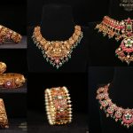 Rich Traditional Kemp Jewellery Designs by Ithihaasaa!!