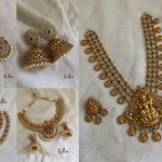 Trendy Yet Traditional Jewellery Collection By Kruthika Jewellery!