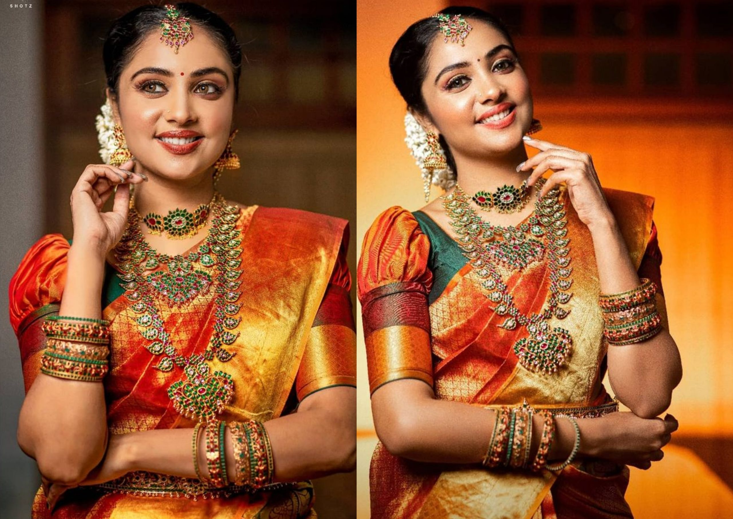 Traditional Mango Design Jewellery On Rent by New Ideas Fashions Jewellerry!