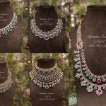 Diamond And Semi-Precious Stone Collection By Radhika Jewelers!