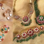 Stunning 92.5 Silver Jewellery Collection By Zahana