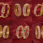 Stunning AD Bangles For Festivals By South India Jewels!